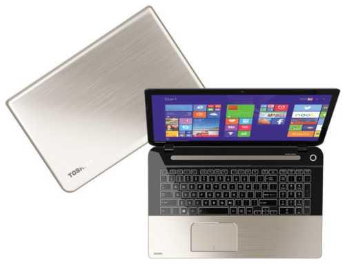 Toshiba Satellite S75 Laptop Design